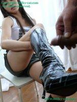 Секс фотографии со спермой на лице красивых шалав blt03