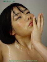 Красивые фотки со спермой на лице прекрасных шлюх bs010