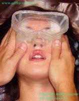 Эротические фото со спермой на лицах симпатичных шлюх dmc15