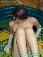 Порно фото со спермой на лицах прекрасных шлюх dmc19