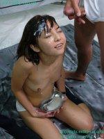 Сексуальные фото со спермой на лицах симпатичных шалав dmc21