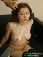 Порно фотки со спермой на лице прекрасных шалав fb07