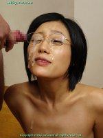 Секс фото со спермой на лицах красивых блядей fb15