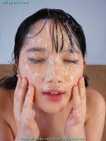 Эротические фотографии со спермой на лице симпатичных потаскушек fb19