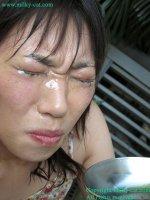 Эротические фото со кончей на лице и во рту симпатичных потаскушек kanaeye001