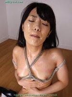 Секс фотографии со спермой на лицах симпатичных блядей momota04buka