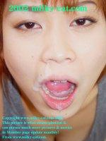 Сексуальные фотки со спермой на лицах молодых шалав sf02