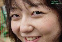 Молодой Японке накончали полный рот спермы