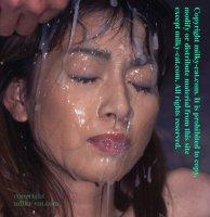 Секс фото со спермаком на лице симпатичных потаскушек zg02